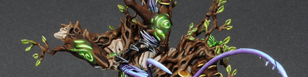 Wood Elves Treeman