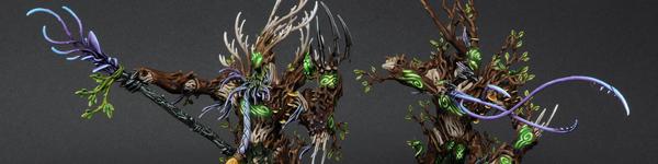 Wood Elves Treemen