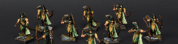 Wood Elves Waywatchers