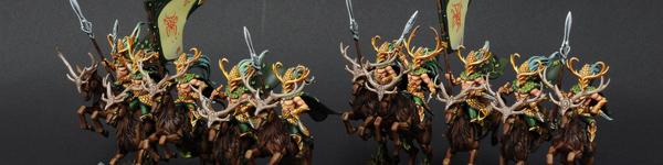 Wood Elves Wild Riders