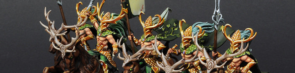 Wood Elves Wild Riders