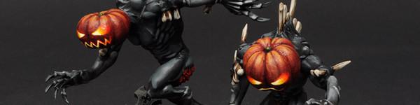 Crypt Horror Pumpkinheads