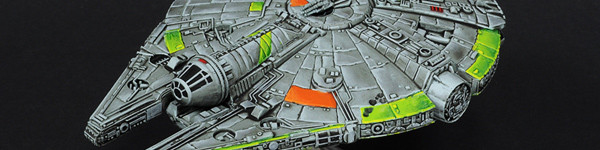 Star Wars YT-1300 Millenium Falcon