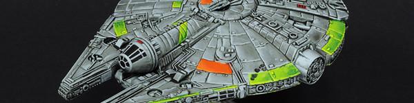 Star Wars YT-1300 Millenium Falcon