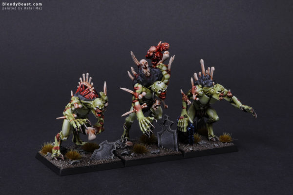 Crypt Horrors Front 2 painted by Rafal Maj (BloodyBeast.com)