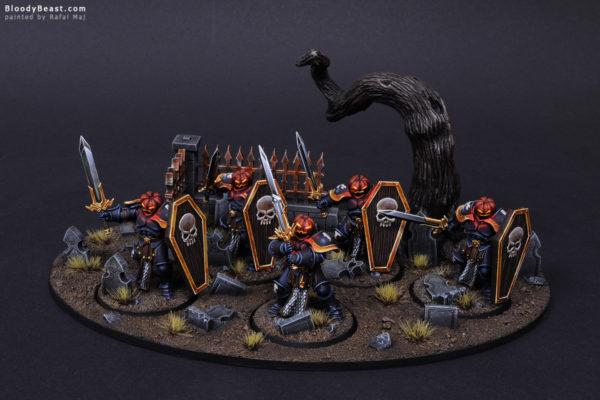 Stormcast Eternals Pumpkins of Heldenhammer 1