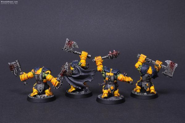 Shadespire Ironskull's Boyz Back painted by Rafal Maj (BloodyBeast.com)