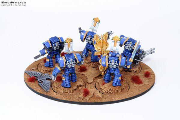 Ultramarines Cataphractii Pattern Terminators 4