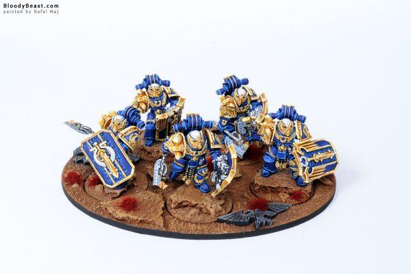 Ultramarines Invictarus Suzerain Squad 1