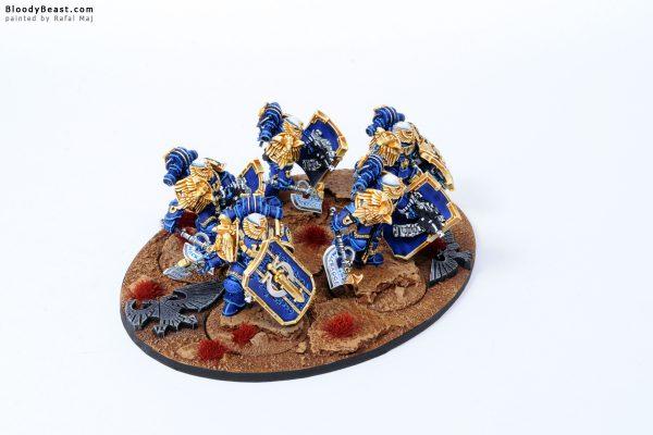 Ultramarines Invictarus Suzerain Squad 2