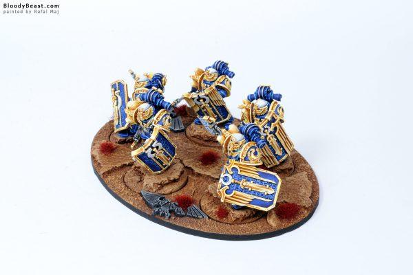 Ultramarines Invictarus Suzerain Squad 3