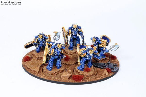Ultramarines Invictarus Suzerain Squad 4