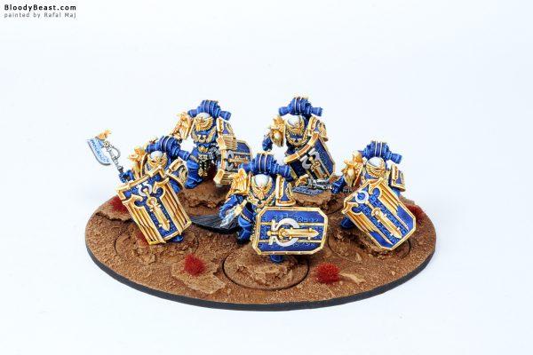 Ultramarines Invictarus Suzerain Squad Three 1