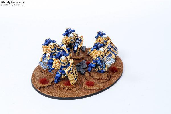 Ultramarines Invictarus Suzerain Squad Three 2