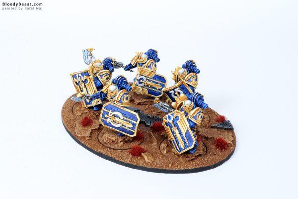 Ultramarines Invictarus Suzerain Squad Three 3