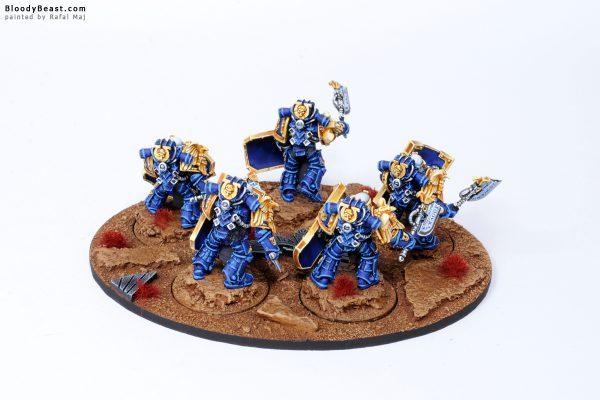 Ultramarines Invictarus Suzerain Squad Three 4