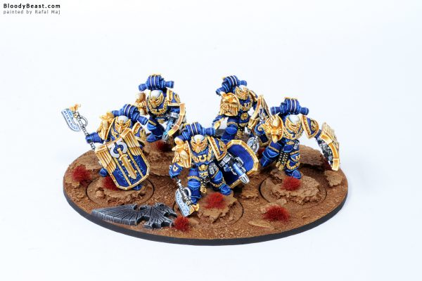 Ultramarines Invictarus Suzerain Squad Two 1