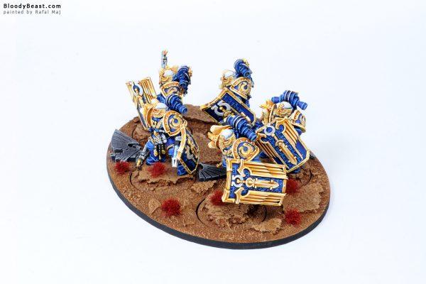 Ultramarines Invictarus Suzerain Squad Two 3
