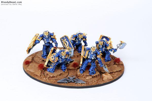 Ultramarines Invictarus Suzerain Squad Two 4