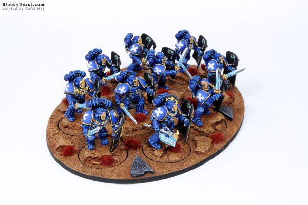 Ultramarines Legion Breacher Siege Squad 2