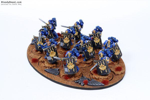 Ultramarines Legion Breacher Siege Squad 3