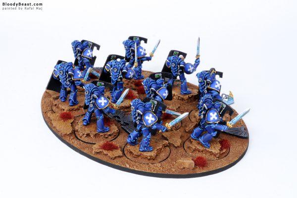 Ultramarines Legion Breacher Siege Squad 5