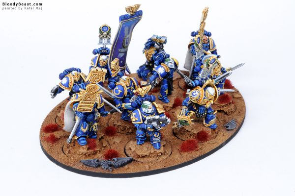 Ultramarines Veteran Squad 2