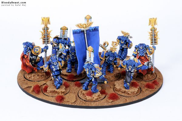 Ultramarines Veteran Squad 4