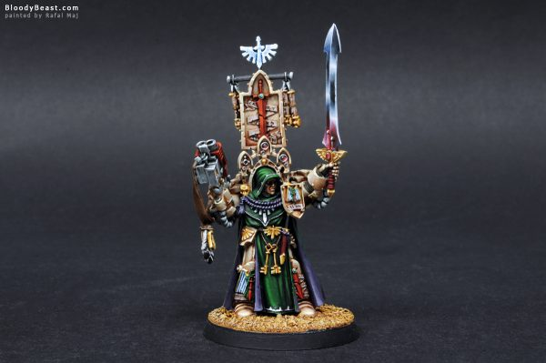 Dark Angels Deathwing Grand Master Belial 1