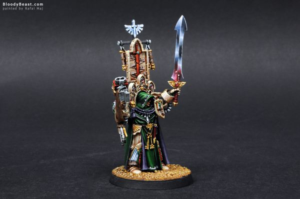 Dark Angels Deathwing Grand Master Belial 2