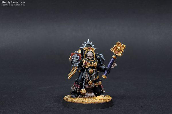 Dark Angels Deathwing Chaplain 1