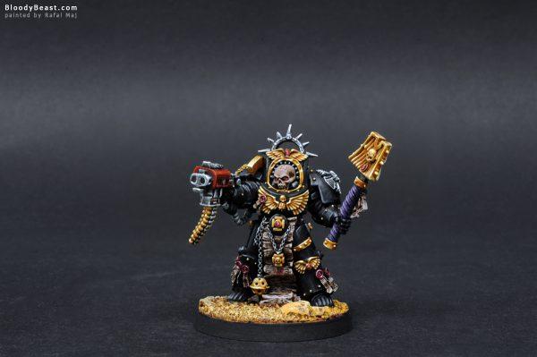 Dark Angels Deathwing Chaplain 2