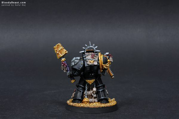 Dark Angels Deathwing Chaplain 3