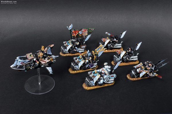 Dark Angels Ravenwing Army