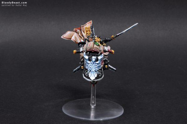 Dark Angels Ravenwing Grand Master Sammael 2