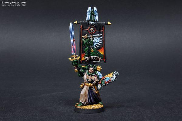 Dark Angels Supreme Grand Master Azrael 1