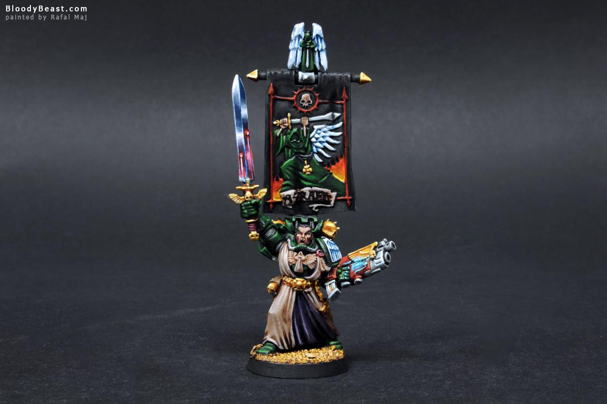 Dark Angels Supreme Grand Master Azrael | BloodyBeast com