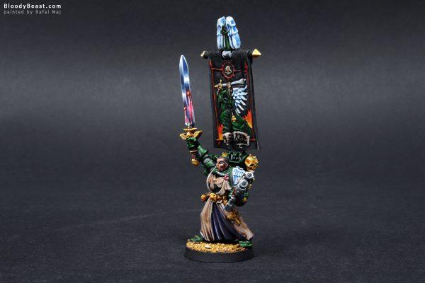 Dark Angels Supreme Grand Master Azrael 2