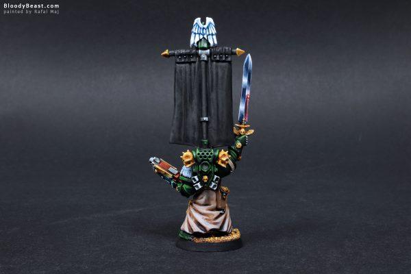 Dark Angels Supreme Grand Master Azrael 3