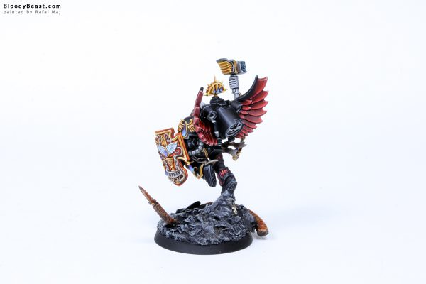 Blood Angels Death Company Captain Luther 5