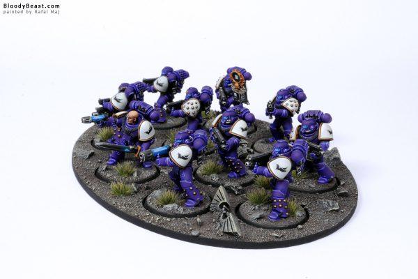 Horus Heresy Emperor's Children Space Marines 4