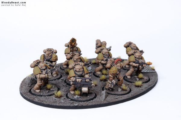 Horus Heresy Death Guard Space Marines 5