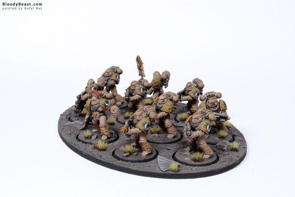 Horus Heresy Death Guard Space Marines 4