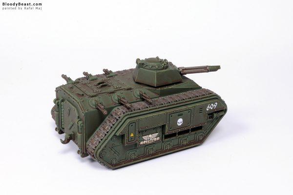 Astra Militarum Cadian Chimera 2