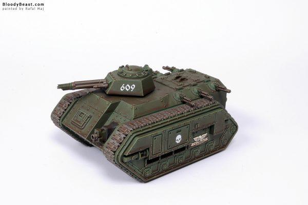 Astra Militarum Cadian Chimera 4