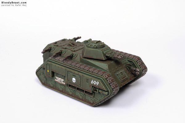 Astra Militarum Cadian Chimera 6