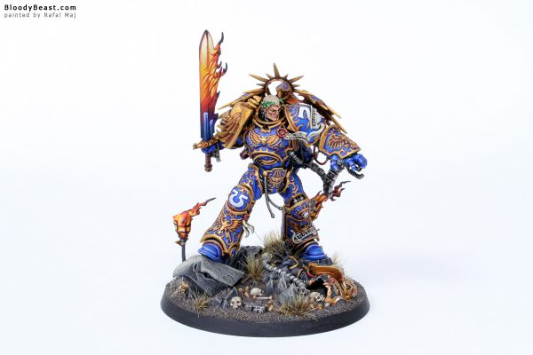 Roboute Guilliman The Primarch of the Ultramarines, Lord of Ultramar 2