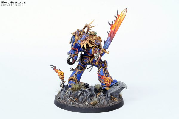 Roboute Guilliman The Primarch of the Ultramarines, Lord of Ultramar 4