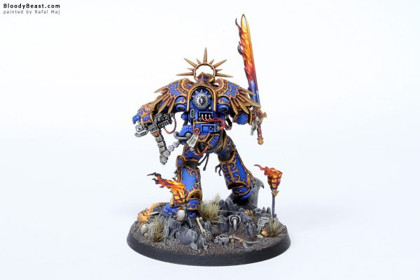Roboute Guilliman The Primarch of the Ultramarines, Lord of Ultramar 5