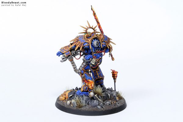 Roboute Guilliman The Primarch of the Ultramarines, Lord of Ultramar 6